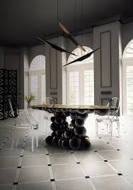 162 best modern dining room images on pinterest modern dining