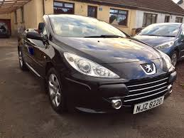 2008 peugeot 307 cc allure only45k full yrs mot hard top