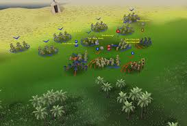 Runescape 2007 World Map by Mobilising Armies Runescape Wiki Fandom Powered By Wikia