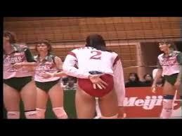 昭和のブルマー女子バレー部|ボード「バレーボール」のピン