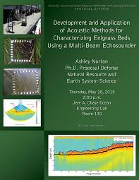 development and application of acoustic methods for characterizing