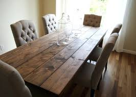 narrow dining room tables reclaimed wood small wood dining table lesdonheures com
