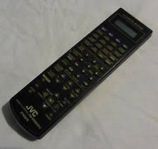 jvc hd 56g786 l universal remotes for jvc ebay
