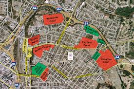 Map Of Richmond Va Our Neighborhood