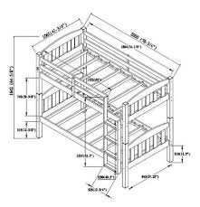 bunk bed measurements twin bunk bed measurements over full of a jumptags info