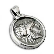 silver coin pendant necklace images Apollo philip ii of macedonia stater silver coin pendant jpg