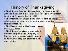 an attitude of gratitude history of thanksgiving the pilgrims