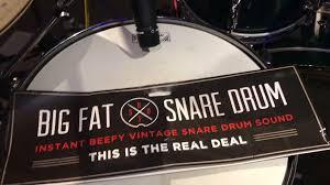 black drum l shade huge bass drum the best drum of 2018