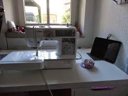 Langer Schreibtisch Clarabellchen Mein Neues Nähzimmer