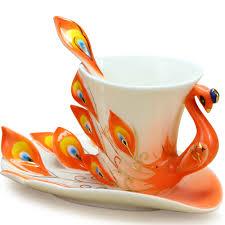 art a birds glasses amazing tea q c b cups mugs tea cups teacups