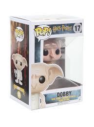 funko pop movies harry potter dobby vinyl action figure 17