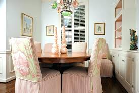 covers for chairs slip covered dining room chairs top dining room chair slipcovers