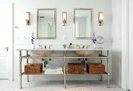 Bathroom Vanity Lights Oil Rubbed Bronze Led Bathroom Vanity Lights Home Depot Kichler Barrington 3 Light 9