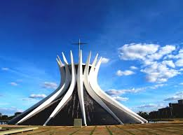 very famous modern architecture buildings with wonderful view top