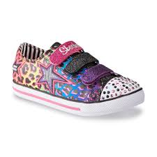 skechers light up shoes on off switch skechers s twinkle toes prolifics multicolored light up shoe