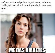 Meme Diabetes - me das diabetes on memegen