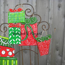 shop painted wood ornaments on wanelo