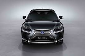 lexus rx black 2017 2018 lexus nx shows off new design in shanghai automobile magazine