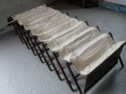 Folding Camp Bed Oak Edwardian Campaign Fold Up Single Camp Bed Olde Pinterest