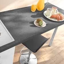 table de cuisine en stratifié plan de travail stratifié en gris ardoise castorama beau deco