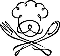 toque cuisine sticker toque du chef cuisine stenciling