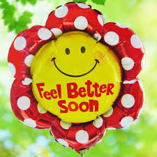 get well soon and balloons singapore florist helium balloon balloons