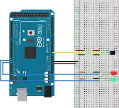 Arduino Map Reading Sensors With An Arduino