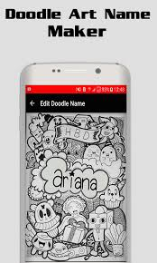 doodle edit doodle name doodle maker android apps on play