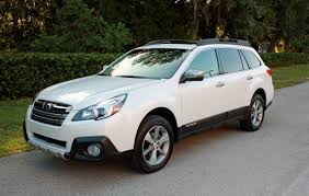 2013 subaru outback lifted 2013 subaru outback 2 5i limited ridelust review