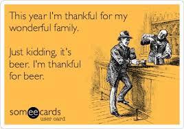 i m thankful for craft humor humor