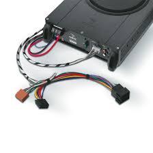 caisson sous siege amplificateur ibus 2 1 focal focal listen beyond