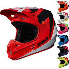 shift motocross helmets mx white label tarmac mens motocross helmets