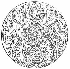 intricate printable medallion coloring pages henna coloring pages