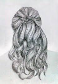 sketches of hair hair sketch by kinannti d6qkkhr jpg 653 939 drawings