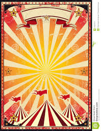 halloween background vector free circus carnival posters red vintage circus background for a