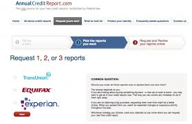 3 bureau credit report free how to get your free annual credit report nerdwallet