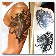wolftattoo tattoo shoulder sleeve tattoo female tattoo designs
