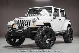 used white 4 door jeep wrangler 2011 jeep wrangler unlimited sport utility 4 door 2011 jeep