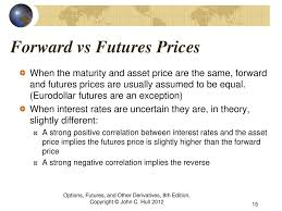 chapter 5 determination of forward and futures prices ppt download