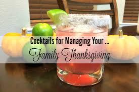 thanksgiving cocktails houston