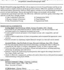 Sample Leasing Consultant Resume by Resume For Leasing Agent 41 Samples Csat Co