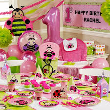 baby girl birthday themes birthday celebration ideas for baby girl