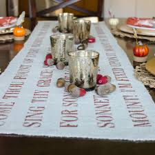 thanksgiving table prayers come thou fount