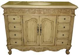 soci chelsea 48 inch antique bathroom vanity cabinet