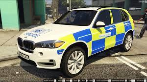 Bmw X5 98 - west mercia police bmw x5 oiv gta5 mods com
