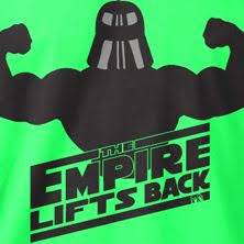 Gym Meme Shirts - broscience evolution of the lifting man getting big swole