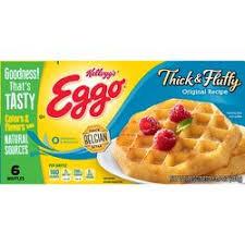 cuisine eggo liege belgian boys frozen breakfast food target