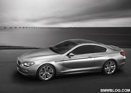 bmw coupe official press release bmw 6 series coupe concept
