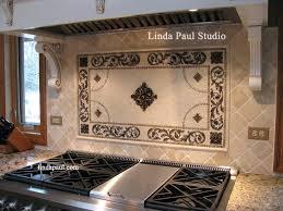 backsplash medallions kitchen kitchen backsplash medallions decorative tile inserts kitchen