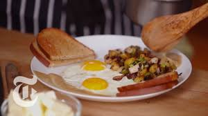 wylie dufresne s day after thanksgiving recipe turkey hash the